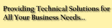 Patrick Yeung - Providing Technical Solutions for All Your Business Needs...